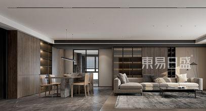豪华型140平米四现代简约风格客厅欣赏图
