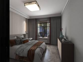 140平米三室三厅中式风格卧室图