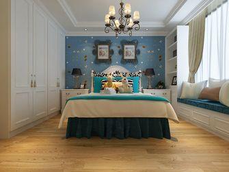 100平米欧式风格卧室欣赏图