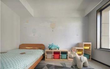 三室两厅北欧风格卧室效果图