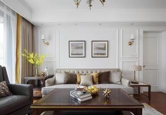 5-10万三美式风格客厅装修图片大全