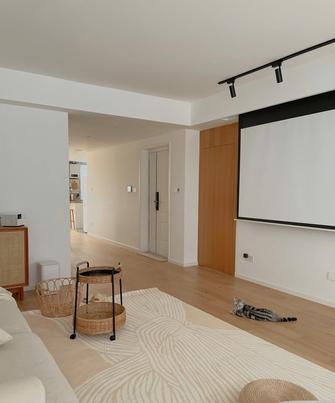 140平米三日式风格客厅图片