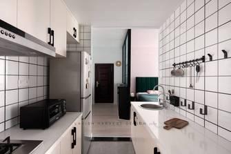 富裕型40平米小户型北欧风格厨房欣赏图
