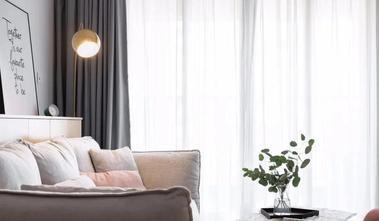 3-5万70平米北欧风格客厅装修效果图