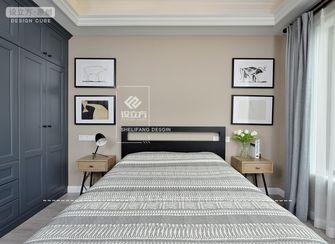富裕型140平米三现代简约风格卧室效果图
