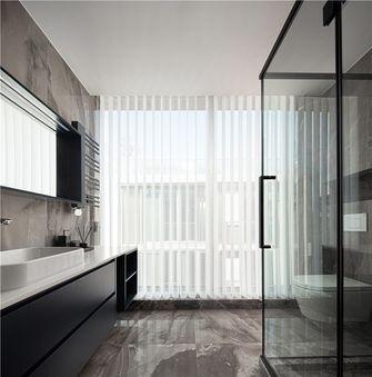 豪华型140平米四室四厅轻奢风格卫生间设计图