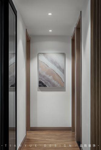 5-10万100平米三室两厅混搭风格走廊图