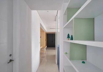 富裕型80平米三室两厅日式风格走廊图