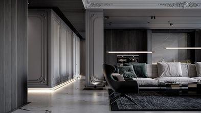 富裕型140平米法式风格客厅欣赏图