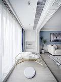 10-15万110平米三室两厅欧式风格阳台图片大全