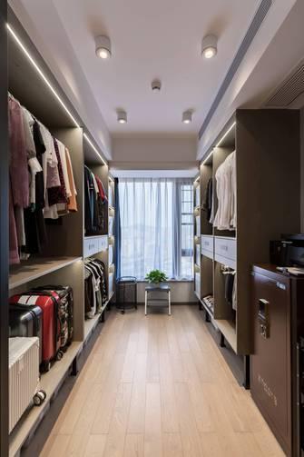 20万以上120平米三室两厅现代简约风格衣帽间装修案例