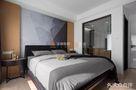 富裕型80平米英伦风格卧室设计图