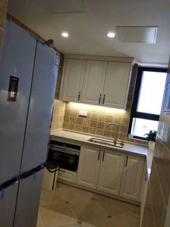 5-10万120平米田园风格厨房图片