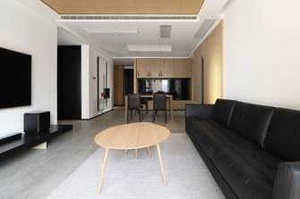 20万以上130平米三室两厅日式风格客厅图