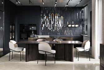 豪华型140平米四工业风风格餐厅效果图