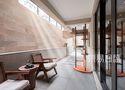20万以上140平米别墅混搭风格阳光房图片