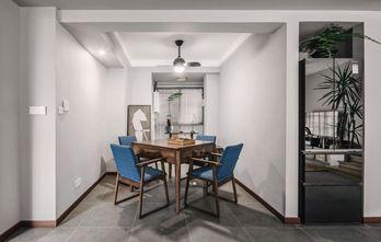 10-15万110平米三日式风格餐厅设计图