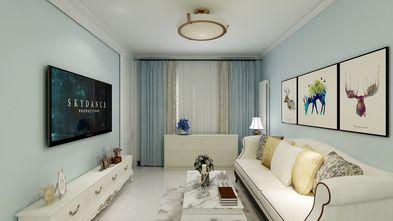 40平米小户型欧式风格客厅效果图