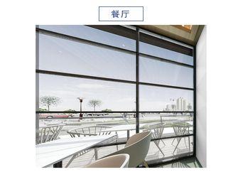 15-20万60平米公装风格阳台欣赏图