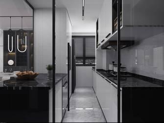 豪华型140平米四室三厅现代简约风格厨房效果图