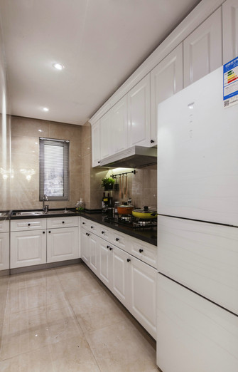 120平米三港式风格厨房装修图片大全