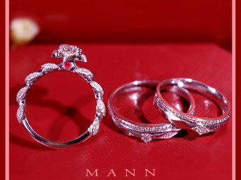 Mann曼私享鉆戒定制(一家有溫度的珠寶店)