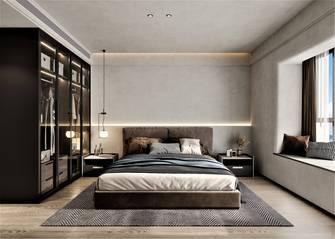 20万以上140平米三室两厅现代简约风格卧室效果图