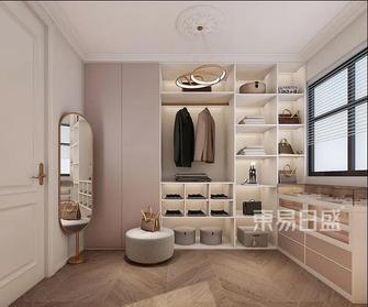 140平米别墅法式风格衣帽间欣赏图
