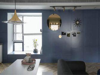 20万以上130平米三室两厅北欧风格走廊设计图