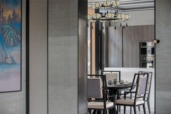 140平米四室一厅新古典风格客厅装修效果图