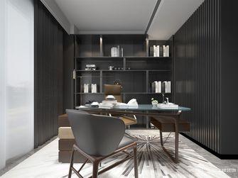 140平米四室两厅轻奢风格书房效果图