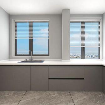 豪华型120平米轻奢风格厨房欣赏图