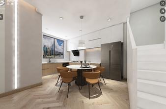 20万以上140平米别墅现代简约风格餐厅效果图