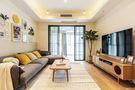 经济型90平米三日式风格客厅装修效果图