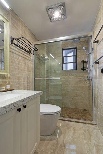 豪华型140平米四室两厅现代简约风格卫生间欣赏图