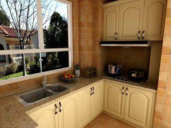经济型120平米三室两厅东南亚风格厨房图片