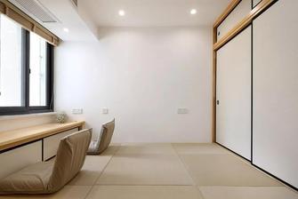 富裕型110平米三室一厅日式风格储藏室效果图