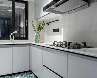 10-15万100平米三室三厅北欧风格厨房设计图