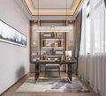 15-20万140平米四中式风格书房装修图片大全