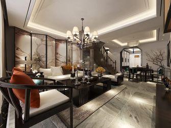 20万以上140平米别墅中式风格客厅装修效果图