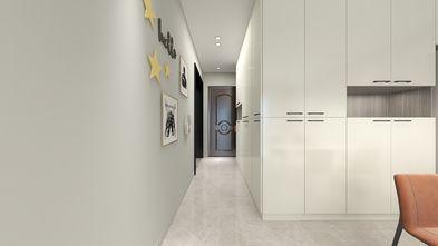 10-15万80平米三现代简约风格玄关装修案例