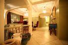 120平米三地中海风格餐厅装修图片大全