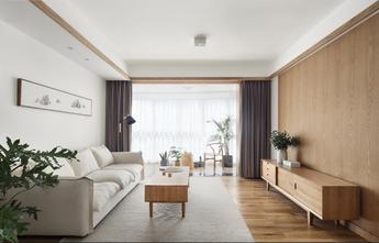 豪华型140平米四日式风格客厅设计图