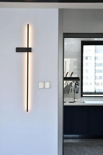 140平米四现代简约风格厨房效果图