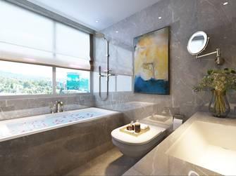 20万以上140平米三室两厅欧式风格卫生间装修案例
