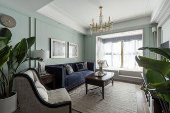 15-20万80平米三室一厅现代简约风格客厅设计图