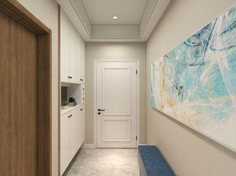 10-15万90平米三室两厅北欧风格玄关设计图