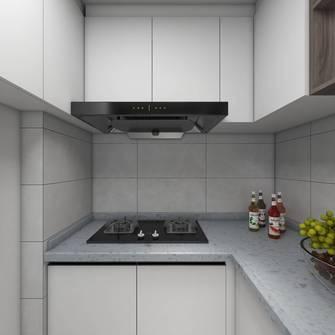 富裕型60平米北欧风格厨房装修效果图