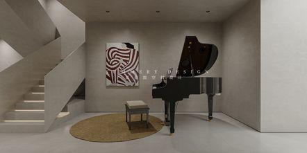 20万以上140平米四室三厅日式风格楼梯间效果图