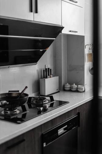 5-10万130平米三室两厅中式风格厨房装修案例